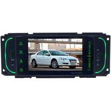 Chrysler 300M, Concorde II, Neon II, PT Cruiser, Sebring II, Town Country IV, Grand Voyager IV 2001-2007 LeTrun 2687 на Android 8.1