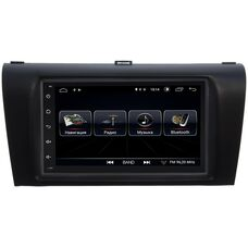 Mazda 3 (BK) 2003-2009 LeTrun 2159-RP-MZ3D-116 Android 8.0.1 MTK-L