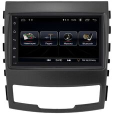 SsangYong Actyon II 2010-2013 LeTrun 2159-RP-TYACB-61 Android 8.0.1 MTK-L