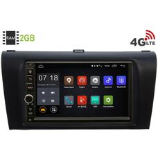 Mazda 3 (BK) 2003-2009 LeTrun 1968-RP-MZ3D-116 Android 6.0.1 7 дюймов (4G LTE 2GB)