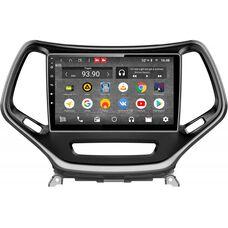 Parafar для Jeep Cherokee IV (WK2) 2013-2017 на Android 8.1.0 (PF999KHD)