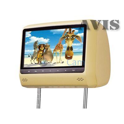 AVIS AVS0943T Подголовник с DVD плеером с монитором 9