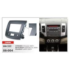 Переходная рамка CARAV 08-004 (Mitsubishi Outlander XL, Peugeot 4007,Citroen C-Crosser 2007+)