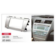 Переходная рамка CARAV 07-003 (Toyota Camry, Altis 2006-2011)