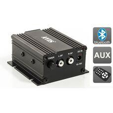 AVIS Electronics DRC117 c Bluetooth Компактный двухканальный усилитель для мотоцикла