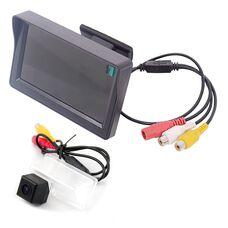 Монитор 4.3 дюйма + камера заднего вида для Geely EC7 Хэтчбек, X7 CCD