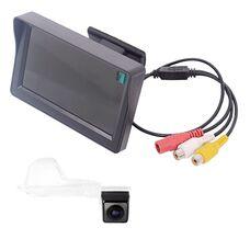 Монитор 4.3 дюйма + камера заднего вида для Ford Edge, Escape, Maverick