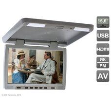 """AVIS Electronics AVS115 (серый) 15,6"""" со встроенным медиаплеером"""