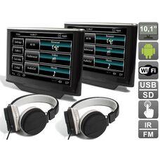 "AVIS Electronics AVS1033AN (#02) Комплект с диагональю 10.1"" на Android для автомобилей Land Rover/ Range Rover"