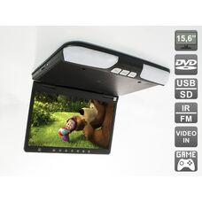 """AVIS Electronics AVS1520T (черный) 15,6"""" со встроенным DVD плеером"""
