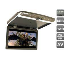 """AVIS Electronics AVS1550MPP (тёмно-серый) 15,6"""" с FULL HD медиаплеером"""