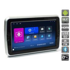 """AVIS Electronics AVS1099AN с сенсорным экраном 10.1"""" на ОС Android"""