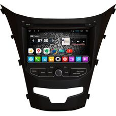 DayStar DS-7006HD для SsangYong Actyon 2014+ Android 8.1.0 (8 ядер)