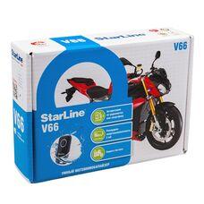 StarLine V66 Moto