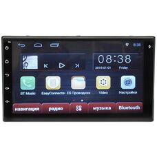 2 DIN AVIS Electronics AVS070AN на Android 4.4 (#005)