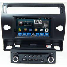 CarMedia QR-7066-b для Citroen C4 I 2004-2010 на Android 6.0.1
