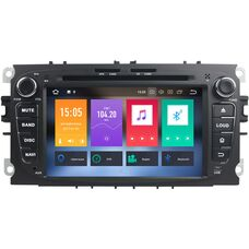 CarMedia KDO-7053 Ford Focus, C-Max, S-Max, Galaxy, Mondeo Android 8.0