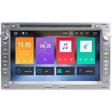 CarMedia KDO-7009 серебро Volkswagen Bora 1998-2005 Golf IV 1997-2003 Jetta 1999-2005 Passat 1996-2006 (B5,B5+) Polo III-IV 1999-2009 Sharan Android 8.0
