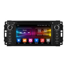 CarMedia OL-6253 для Chrysler 300C I 2008-2011, Sebring III 2006-2010, Town Country V 2007-2016, Grand Voyager V 2008-2015 на Android 6.0.1