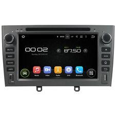 CarMedia KD-7604 Peugeot 408 2012+, 308 2008-2014, RCZ 2010-2015 серый Android 5.1