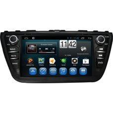 CarMedia QR-8070 Suzuki SX4 2013+, SX4 S-Cross 2013+ на Android 6.0.1