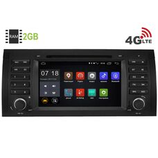 BMW 7 (E38), 5 (E39), M5 (E39), X5 (E53) LeTrun 1475 Android 6.0.1 7 дюймов (4G LTE 2GB)