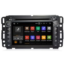 Hummer H2 2002-2009 LeTrun 1933 на Android 7.1.1