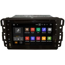 Hummer H2 2002-2009 LeTrun 1989 на Android 7.1.1
