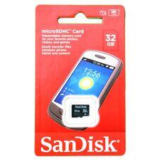 MicroSDHC SanDisk 8GB Class 4