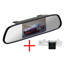 Зеркало + камера для Audi A1 / A4 (08+) / A5 (08+) / A7 / Q3 / Q5 (08+) / TT (07-14) / S6