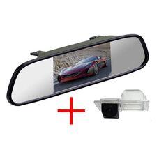 Зеркало + камера для Chevrolet Aveo 12+, Cruze 12+ hatchback, Trailblazer 13+ / Opel Mokka 12+, Astra J 09+