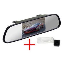 Зеркало с камерой для Audi A3 (03-13) / A4 (04-08) / A6 (01-04) / A8 (02-10) / Allroad (01-04) / Q7 (05-11)