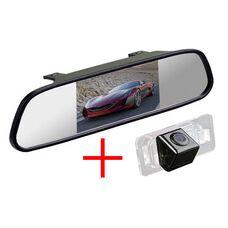 Зеркало с камерой для BMW 3, 5, X5, X6