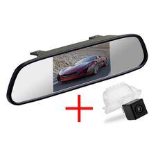 Зеркало с камерой для Ford Focus 2 хэтчбек (05-11) / Mondeo (07-14) / Kuga (08-12) / Fiesta (08-11) / S-Max (06-10)