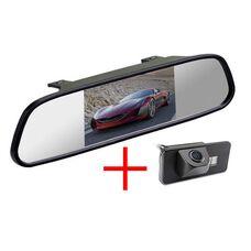 Зеркало + камера для BMW 3, 5, 7, X1, X5, X6